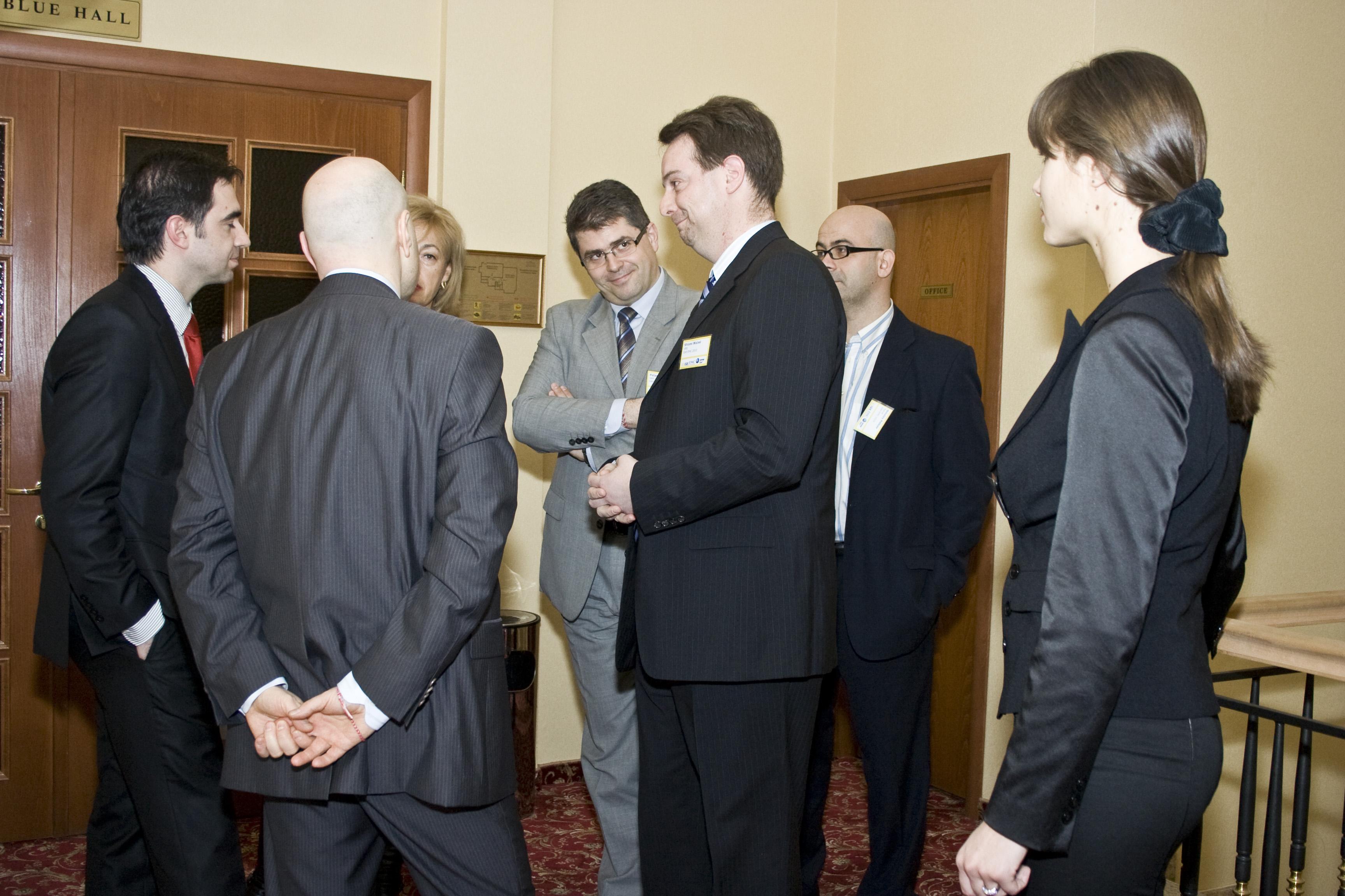 EMC Event-Reception